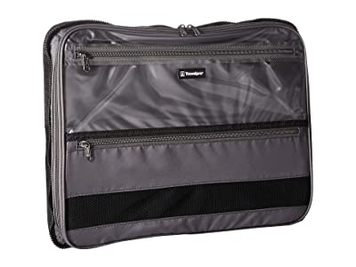 Travelpro 17.5 Crew Versapack All-In-One Organizer Max Size (Grey) Wallet