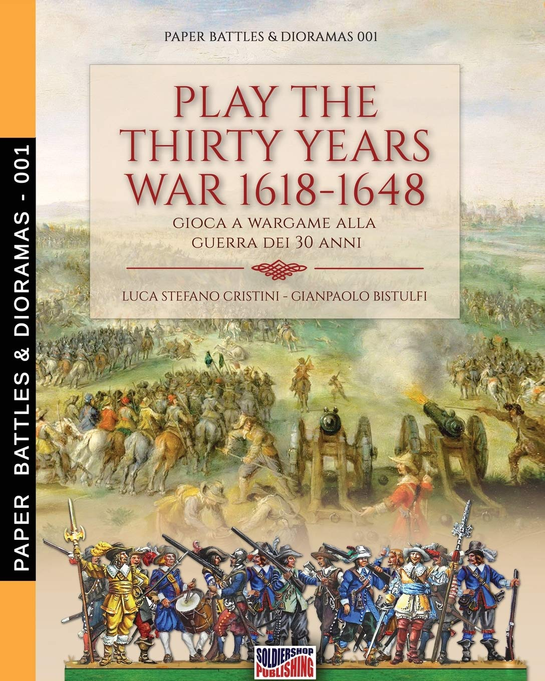 Image OfPlay The Thirty Years War 1618-1648: Gioca A Wargame Alla Guerra Dei 30 Anni