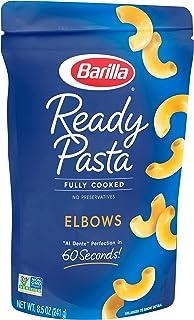 BARILLA Ready Pasta, Elbows Non-GMO, No Preservatives