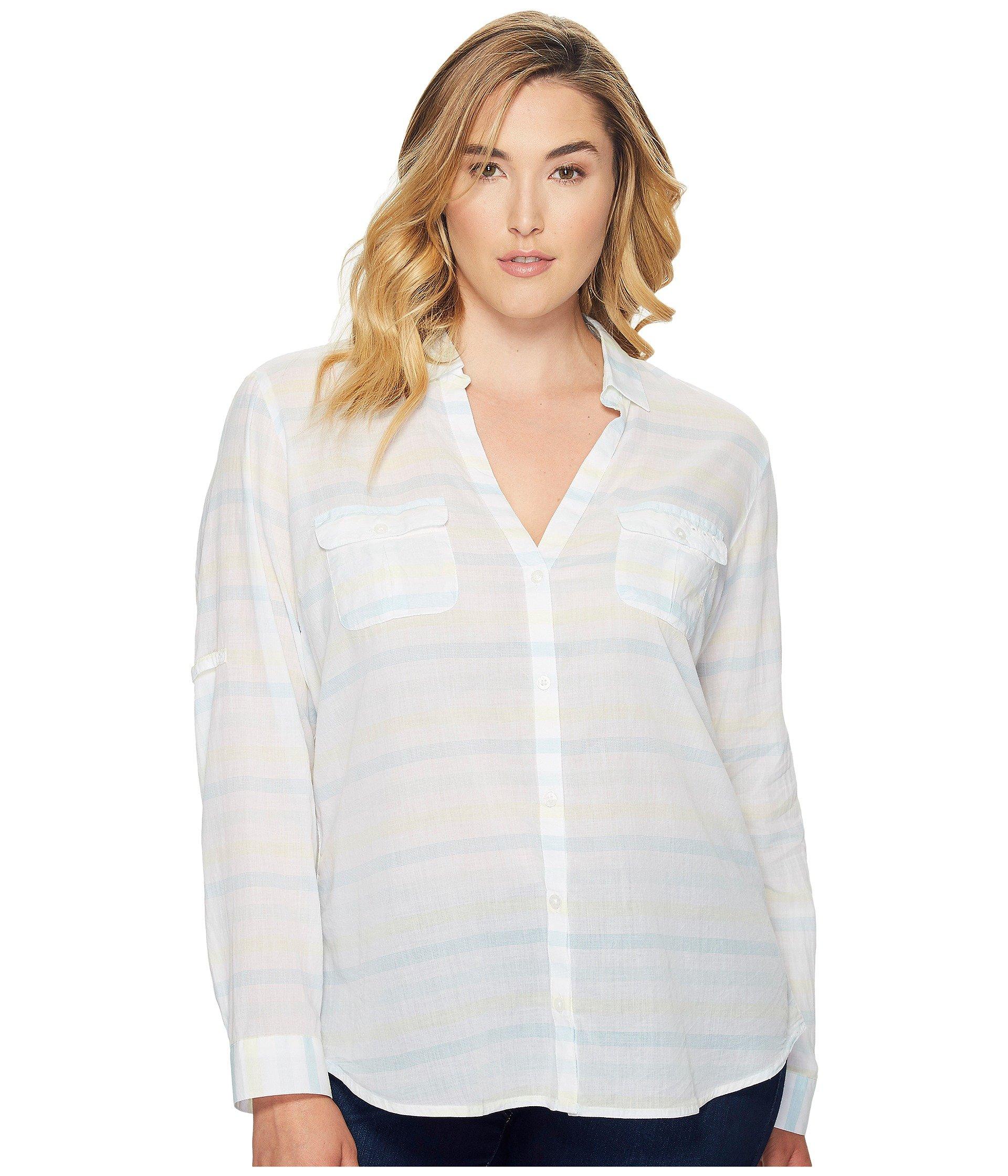 Blusa para Mujer Columbia Plus Size Sun Drifter™ Long Sleeve Shirt  + Columbia en VeoyCompro.net