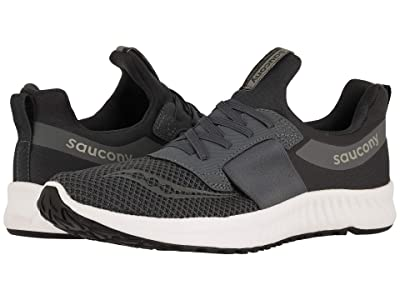 Saucony Stretch Go Breeze (Charcoal) Men