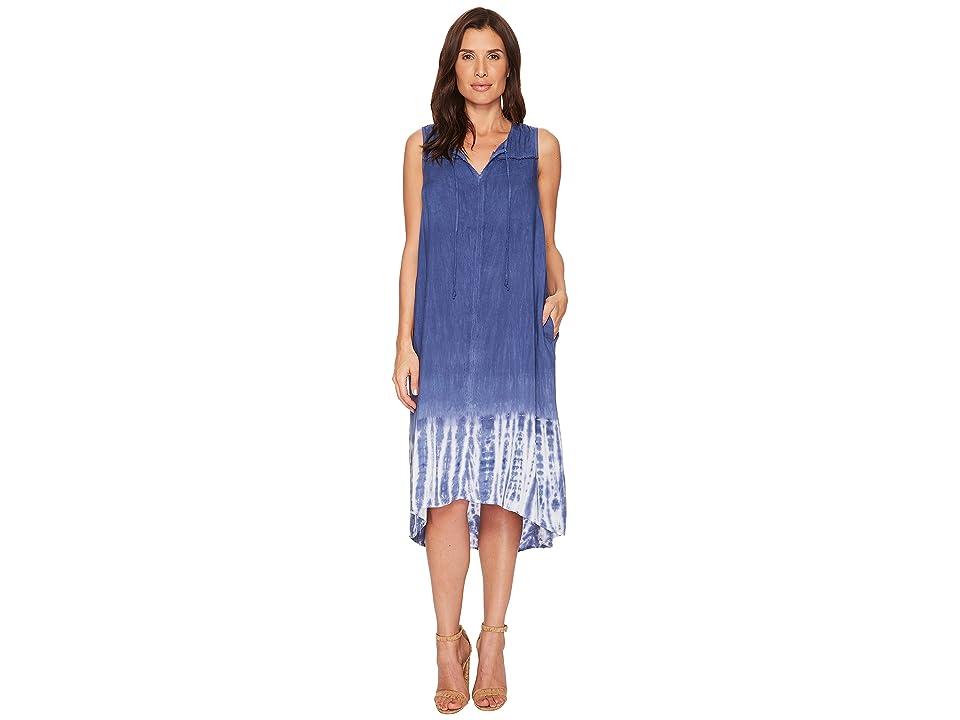 Fresh Produce Lowtide Ada Dress (Moonlight Blue) Women
