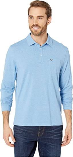 Long Sleeve Edgartown Polo