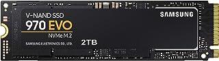 Samsung 970 EVO - Disco Duro sólido de 2 TB