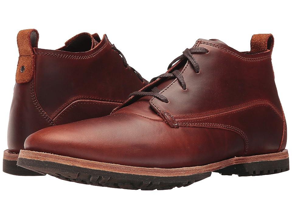 Timberland Boot Company Bardstown Plain Toe Chukka (Tan Mill Dyed Cavalier) Men