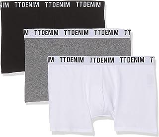 Tom Tailor Denim (NOS) Bóxer para Hombre