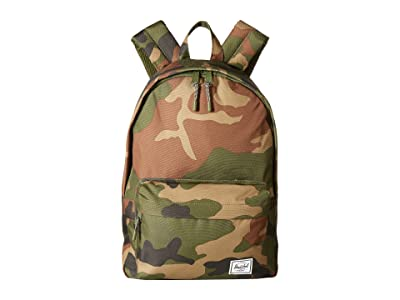 Herschel Supply Co. Classic (Woodland Camo) Backpack Bags
