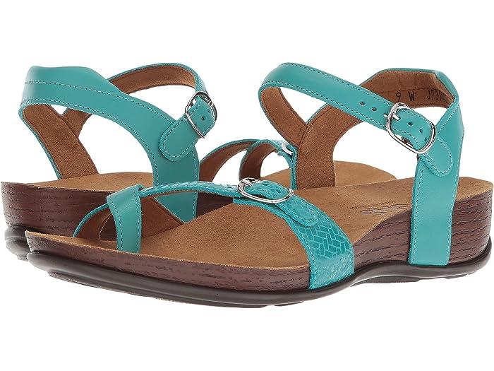 SAS Pampa (Bay Weave) Women's Shoes