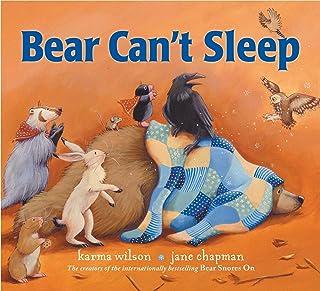 Bear Can't Sleep