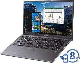"ASUS VivoBook F512DA Laptop, 15.6"" FHD Display, AMD Ryzen 3 3200U Upto 3.5GHz, 4GB RAM, 128GB SSD, Vega 3, HDMI, Card Reader, Wi-Fi, Bluetooth, Windows 10 Home"