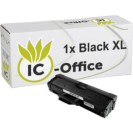 Ic Office Xxl Toner Ersetzt Samsung Mlt D111s D111s 111s Mltd111s 50 Mehr Inhalt Für Samsung Xpress Drucker Schwarz Bürobedarf Schreibwaren