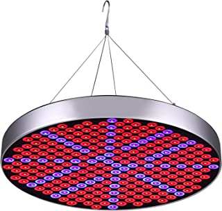 Led Grow Light, Shengsite 50W Grow Lights for Indoor Plants UFO 250 LEDs Full Spectrum Growing Lamp for Hydroponics,Greenhouses,Grow Tent,Plant Factory,Flower&Vegetable Planting