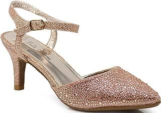 Best rose gold ballerina pumps Reviews