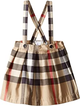 Burberry Kids - Skirt with Removable Straps (Infant/Toddler)