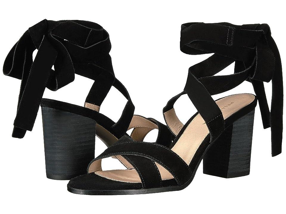 Pelle Moda Bonjour (Black Suede) Women
