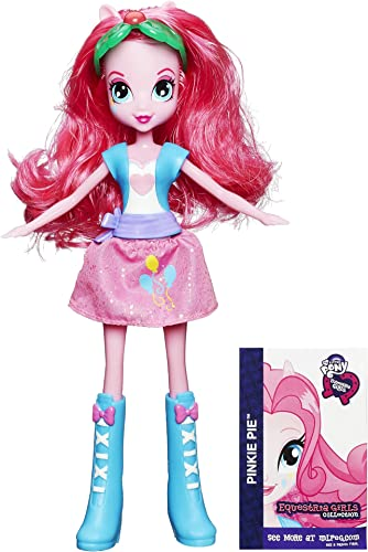 My Peu Pony Equestria Girls Collection roseie Pie Doll