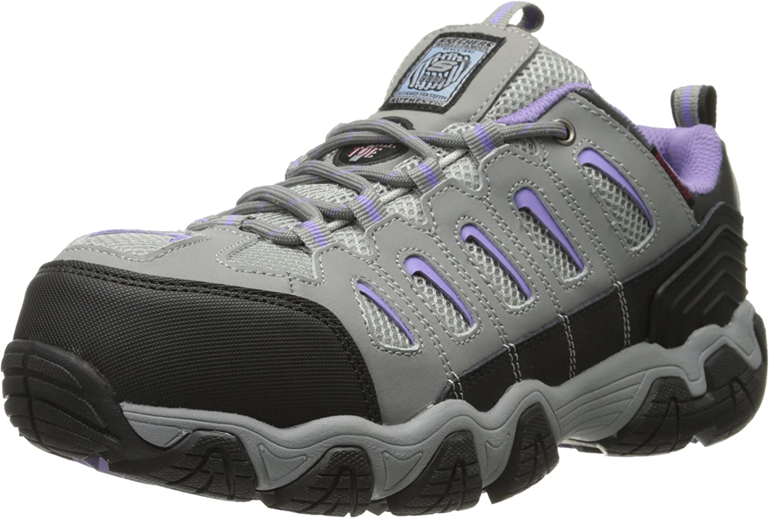 Skechers for Work Blais-Athol Steel Toe Hiking shoes