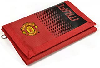 Manchester United FC Official Soccer Fade Design Wallet