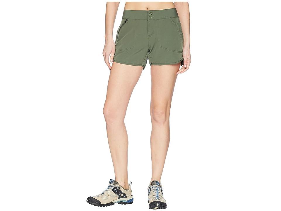 Royal Robbins Water Shorts (Bayleaf) Women