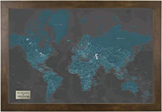Best world maps to frame Reviews