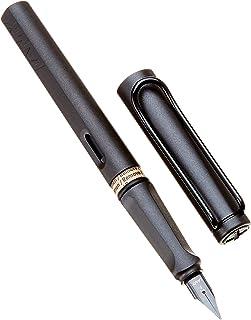 Lamy凌美 FH03886 墨水笔 狩猎系列,F尖17,磨砂棕(暗色)