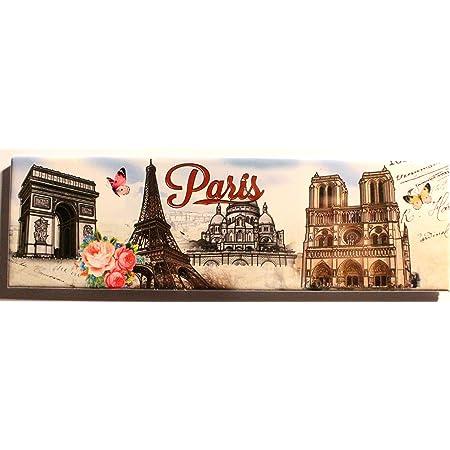 Magnet Aimant Frigo MGA20 Souvenir France Paris Cadeaux Tour Eiffel 17X5cm