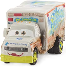 Disney Pixar Cars 3 Deluxe Dr. Damage Vehicle