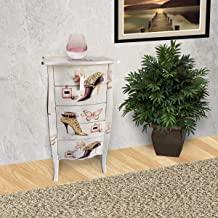 Vogue Side table with 5 drawers - HY2A090-19