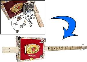 cigar box guitar supplies
