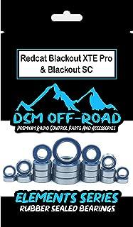 Redcat Blackout XTE Pro & Blackout SC Bearing Kit Set (21 Bearings)