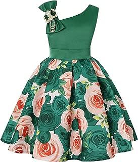 NSSMWTTC 2-9T Flower Girls Dresses Kids Formal Dress