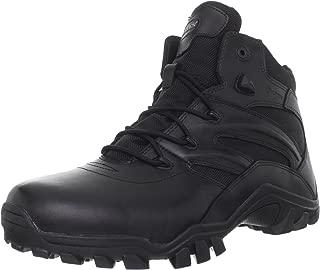 Bates Men's Delta Side Zip 6 Inch Uniform Boot