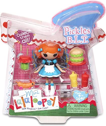 Mini Lalaloopsy Puppe - Pickles BLT [UK Import]