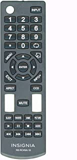 New Insignia Ns-rc4na-16 Tv Remote for Ns-28dd220mx16 Ns-50d420mx16 Ns-50d420na16 Ns-39d220na16 Ns-39d220mx16 Ns-43d420na1...