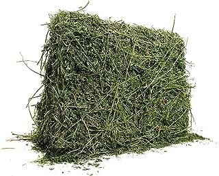100% Pure Alfalfa Hay for Rabbits & Small Pets, 2 lbs