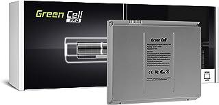 Green Cell® PRO Serie A1189 Batería para Apple MacBook Pro 17 A1151 A1212 A1229 A1261 2006-2008 Ordenador (70Wh 10.8V Plat...