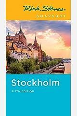 Rick Steves Snapshot Stockholm Kindle Edition