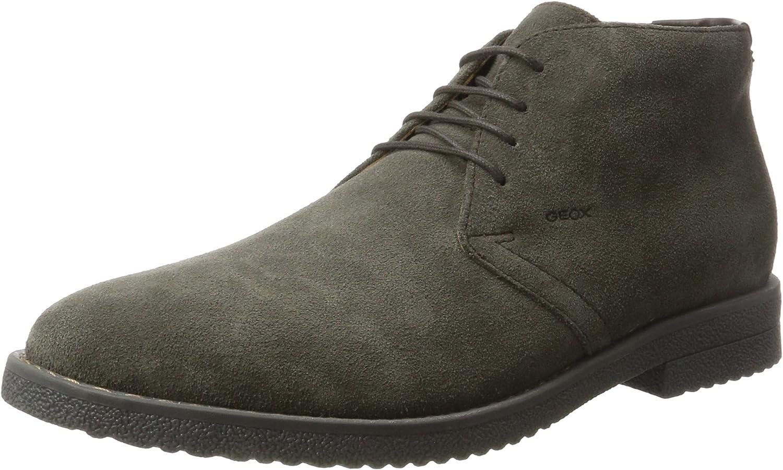 Geox Men's U Brandled E Desert Boots
