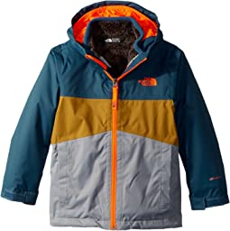 The North Face Kids Chimborazo Triclimate® Jacket (Little Kids/Big Kids)