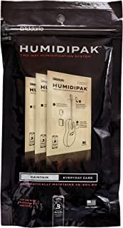 Planet Waves PW-HPRP-03 D'Addario Two Way Humidification System Replacement Packets, 3-pack