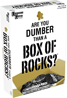 Best box of rocks trivia game Reviews