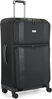 Antler 3906124022 Titus 4W Large Roller Case Suitcases (Softside), Black, 82 cm