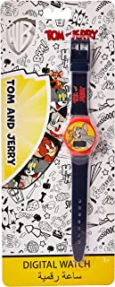 Disney Tom & Jerry Boys Digital Dial Wristwatch - TC 3425