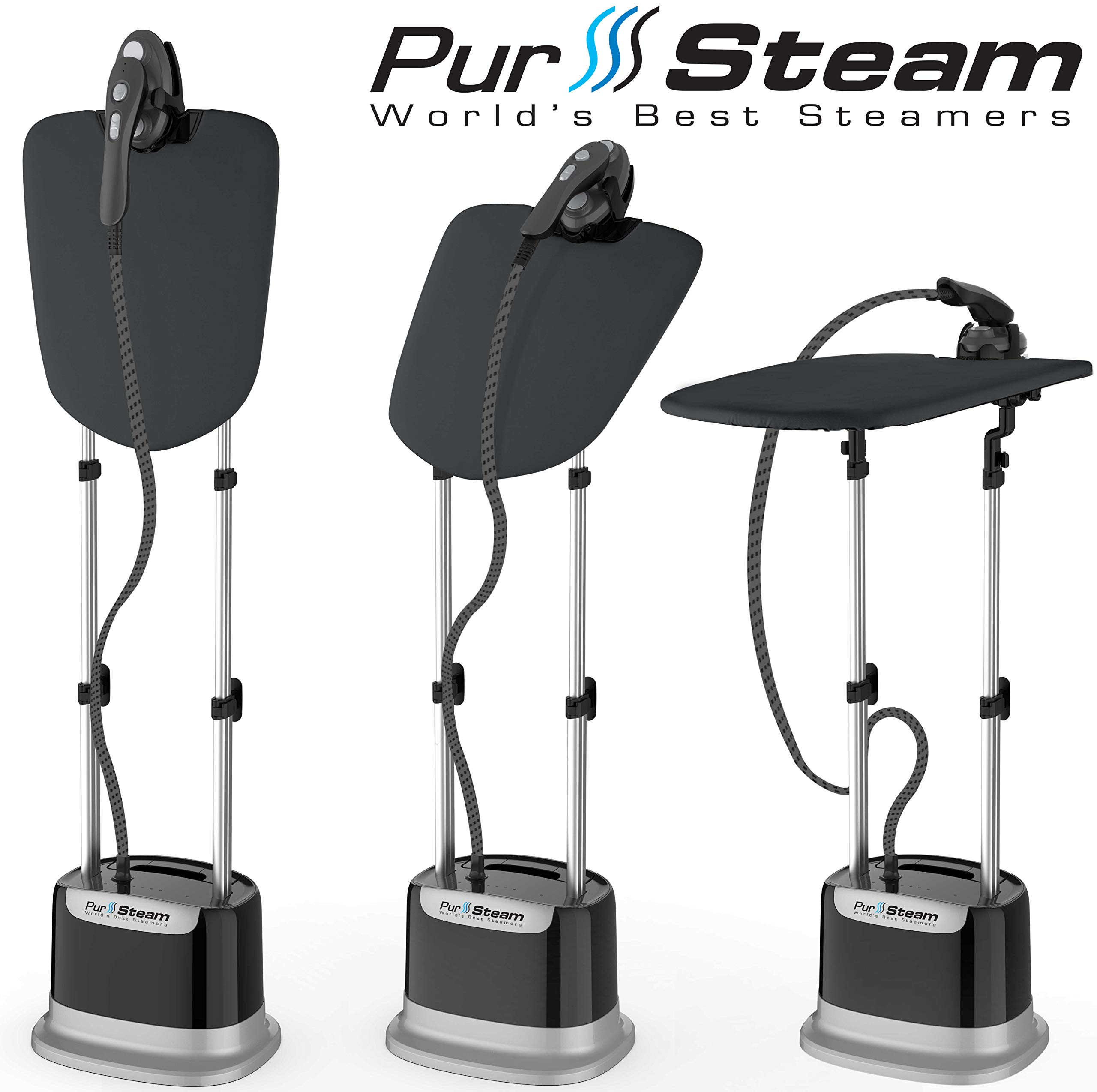 Professional Garment Steamer Dual Pro Pressurized