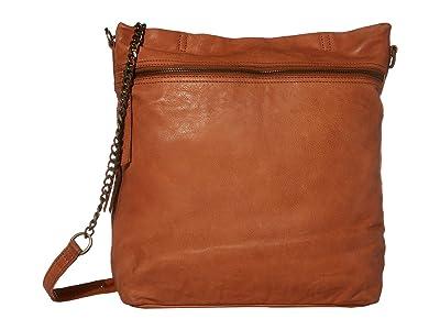 FRYE AND CO. Riley Tote (Cognac) Tote Handbags