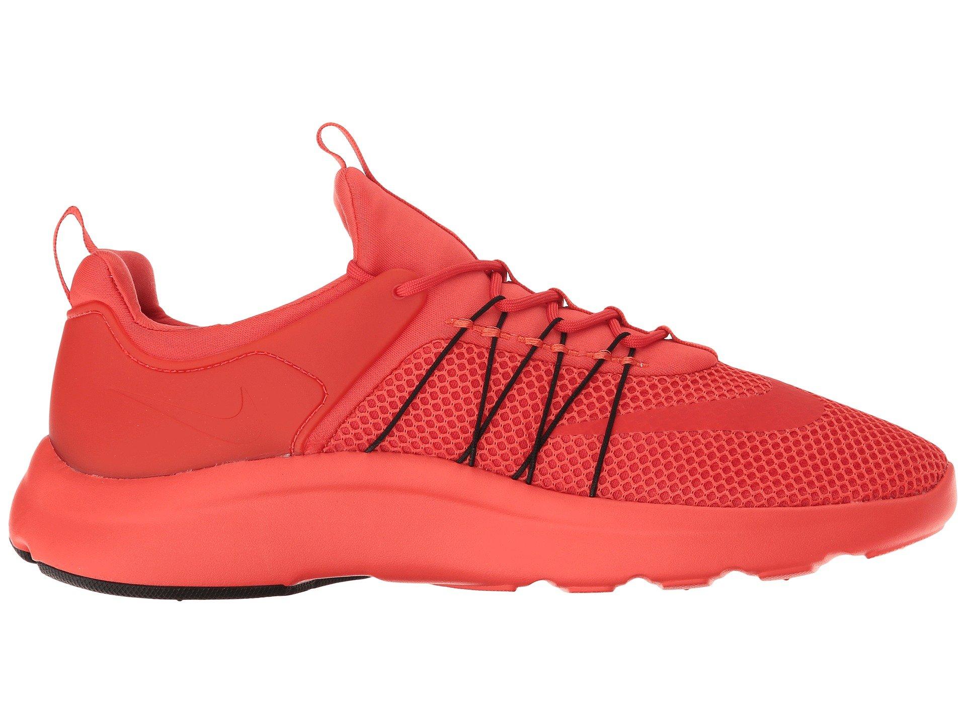 half off 1ae54 39478 ... nike darwin total orange coral on feet darwin shoes 2016 Video ...