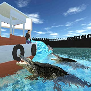 Predator Alligator: Massacre Appetite 3D Simulator