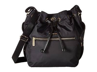 Hedgren Prisma Cuboid Bucket (Black) Bags