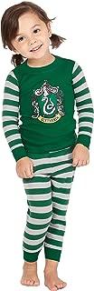 HARRY POTTER Baby Hogwarts Houses Crest Logo Cotton Infant Pajama Gift Set