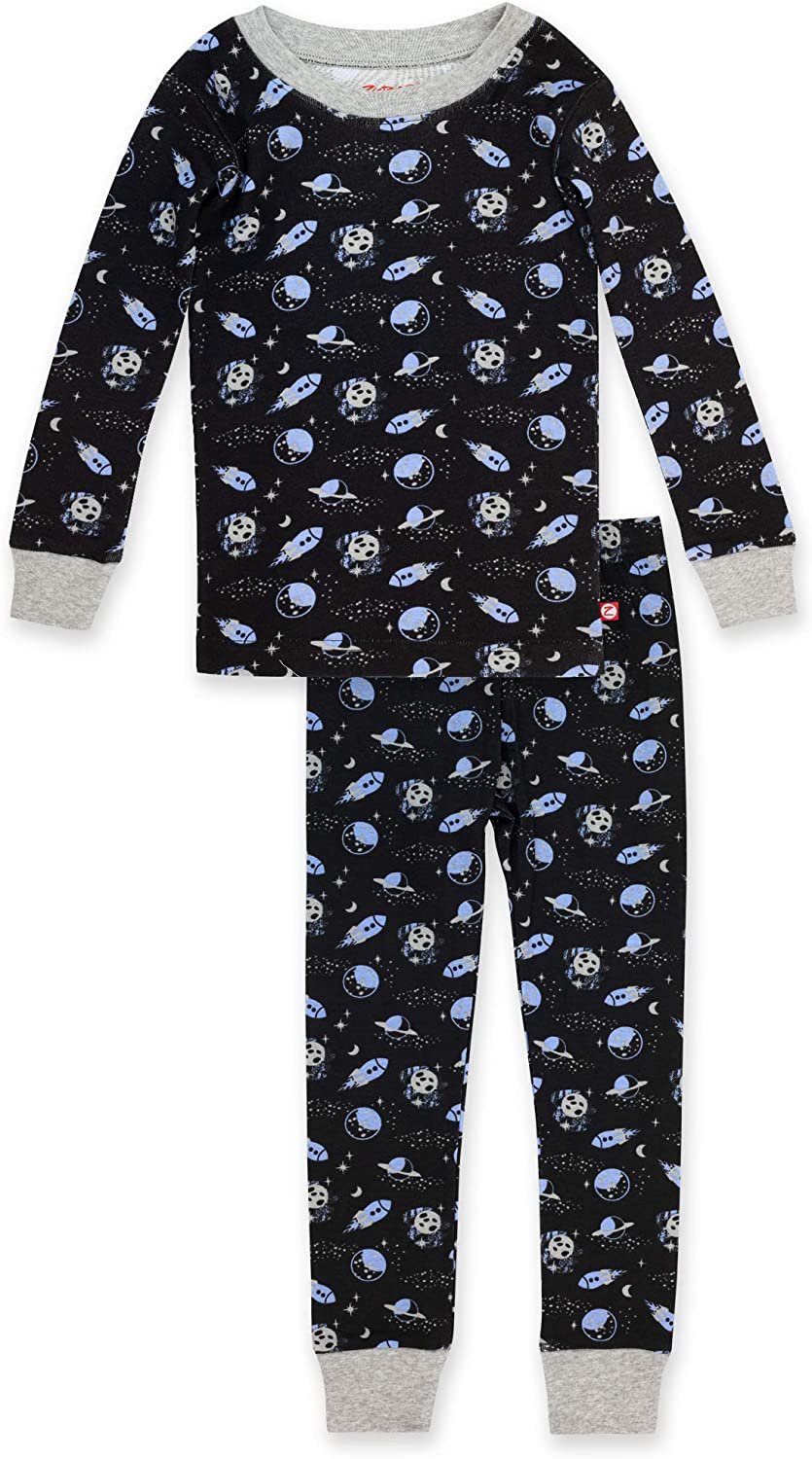 Zutano Baby and Toddler Limited time for free shipping Ranking TOP15 Boys' Pajamas Pajama Set Two-Piece